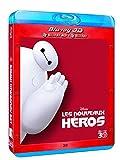 Les Nouveaux héros [Combo Blu-ray 3D + Blu-ray 2D]