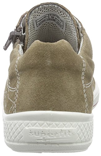 Superfit Tensy, Baskets Basses Fille Beige (camel 26)