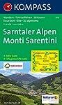 Sarntaler Alpen/Monti Sarentini 1 : 2...