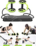 HOLME'S Advance Xtreme ABs Roller for Abdominal Training/Total Body Workout Back Exercise Fat Loss Home Gym Equipment…