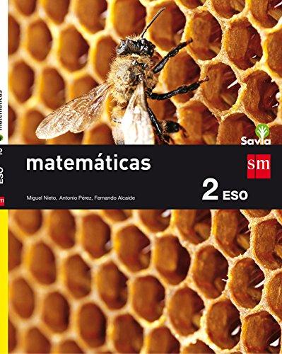 Matemáticas 2 ESO Savia