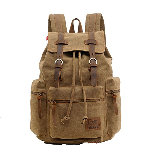 sechunk-multifunzionale-in-pelle-cotton-canvas-zaino-bookbag-laptop-bag-di-lavoro-viaggio-borsone-es