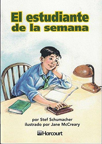 Harcourt School Publishers Trofeos: On LVL: Estudnte/Semna G3 Estudnte/Semna (Trofeos 03) por HSP