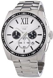 Esprit Chronograph White Dial Mens Watch - ES103591005