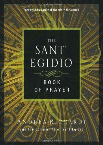 The Sant'egidio Book of Prayer