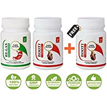 Natural HEALTH Pack (RE-LAX, 100 GM & BOOTI, 100 GM) – FREE OFFER by AADAR Herbals