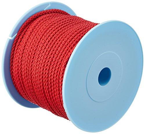 Relags Seile auf 30 Meterrollen, Rot, 4 mm x m