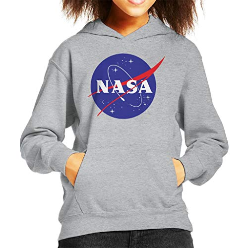 Nasa The Classic Insignia Kid's Hooded Sweatshirt