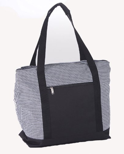 picnic-plus-psm-121ht-lido-2-in-1-cooler-bag-houndstooth