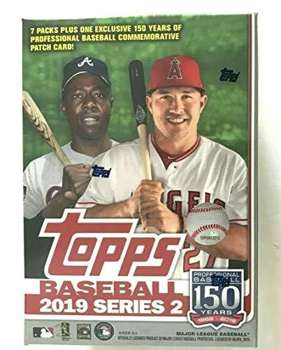 Topps 2019 Series 2 MLB Baseball Relic Box - Baseball-karten Topps