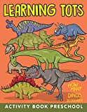 Learning Tots: Activity Book Preschool
