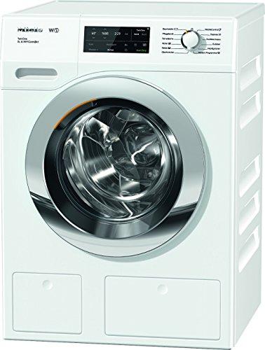 Miele WCI 670 WPS Waschmaschine / Frontlader / Energieklasse A+++ / 196 kWh/Jahr / 1600 UpM / 9 kg Schontrommel / Automatische Dosierung / Vorbügel-Funktion für leichteres Bügeln / Startvorwahl