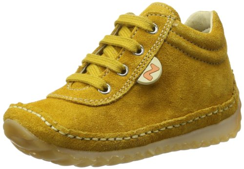 Naturino APACHE 001200772602 Unisex-Baby Lauflernschuhe Gelb (Giallo 9111)