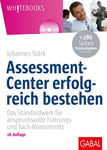 Assessment-Center Buch Bestseller