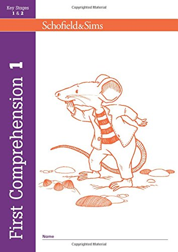 First Comprehension Book 1: Year 2, Ages 6-7