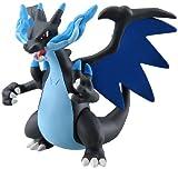 TAKARA TOMY Takaratomy SP-15 Official Pokemon X and Y Mega Charizard X Figure