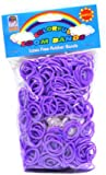 SanWay 600 Pcs Bright Colors Loom Rubber Bands Bracelet Making