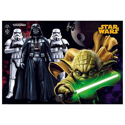 Podklad oklejany Star Wars
