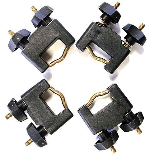 Preisvergleich Produktbild Rhino Rack Alloy Tray Thule/Yakima/Inno Fitting Kit