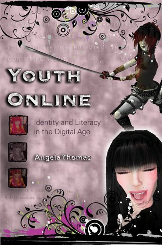 Portada del libro Youth Online: Identity and Literacy in the Digital Age (New Literacies and Digital Epistemologies) by Angela Thomas (2007-06-29)
