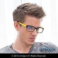 Archgon GL-B107-Y Computer Eyewear anti-blue-light Glasses UV