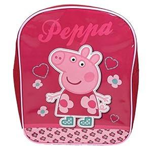 Peppa Pig PEPPA001270 – Mochila Rosa Rosa 31 x 24 x 8cm