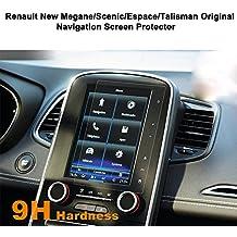 LFOTPP Renault Megane Scenic Espace Talisman 8,7 pulgadas Navegación Protector de pantalla - 9H