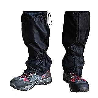 TRIXES Hiking Gaiters 1 Pair Waterproof Outdoor Walking Climbing Snow Legging Gaiter
