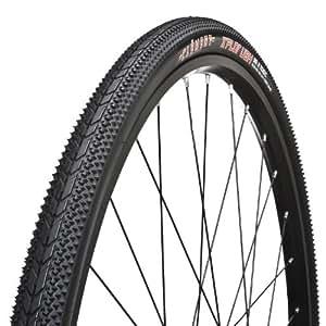 Clement Explore Ush Road/Commuter Bike Tyre-Black, 700 x