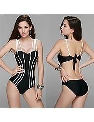 Maillots de bain maillot de bain sexy femmes pièce bikini en Europe et en Amérique