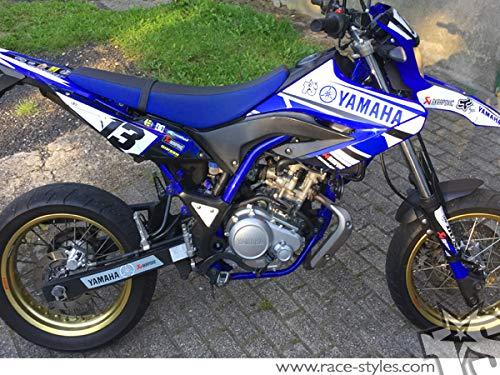 Yamaha WR 125 R/X Full Braaap !!! Premium Factory DEKOR gebraucht kaufen  Wird an jeden Ort in Deutschland