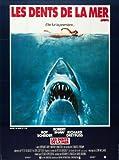 Les Dents De La Mer reproduction photo affiche du film 40 x 30 cm