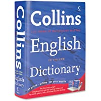 Collins Large English Dictionary with Colour Headwords Hardback Ref 9780007321193