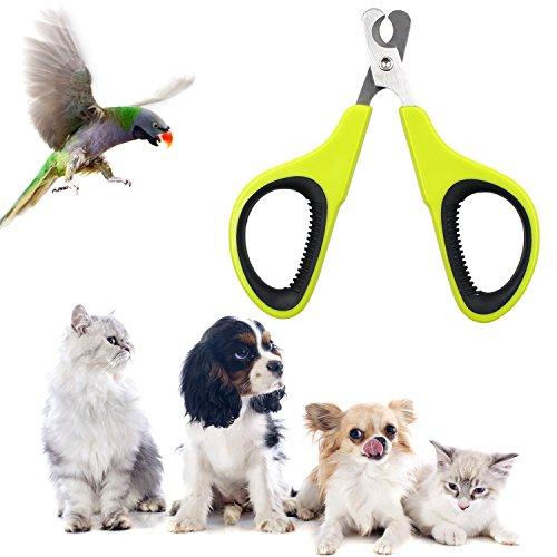 Pet Nail Clipper, ulable Professionelles Katze Krallenpflege Fellpflege Werkzeug für Katzen und kleine Hunde