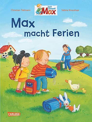 Max-Bilderbücher: Max macht Ferien