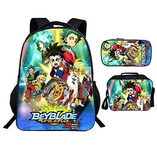 YHJ backpack Mochila Niños Juego De 3 Piezas Mochila