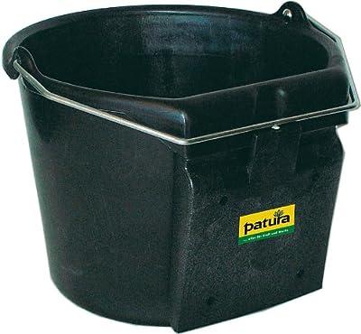 Patura Patura Stall Zubehör Eimer Flachrücken Kunststoff 20 Liter von GetReyEU bei Du und dein Garten