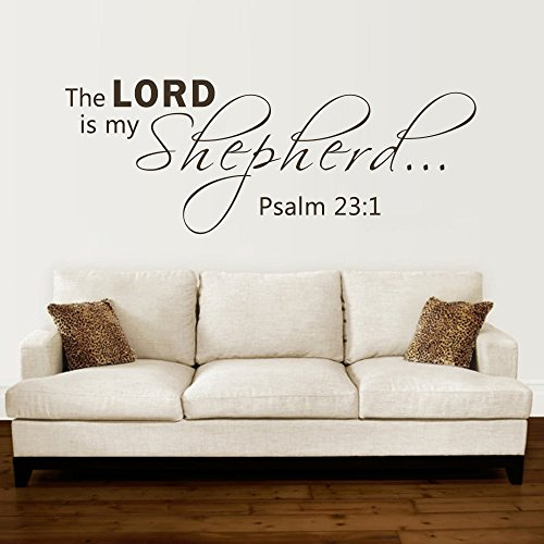 the-lord-is-my-shepherd-psalm-231-scripture-bible-verse-religious-vinyl-wall-decal-quote-lettering-f