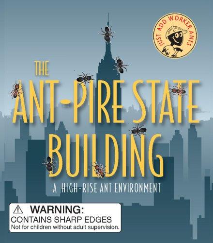 The Ant-pire State Building: A High-Rise Ant Environment (Mega Mini Kits) Pir-kit