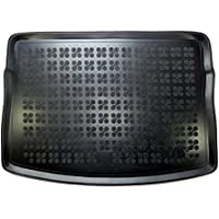 Car Lux AR03310 - Alfombra Cubeta Protector cubre maletero de goma y enrollable PREMIUM