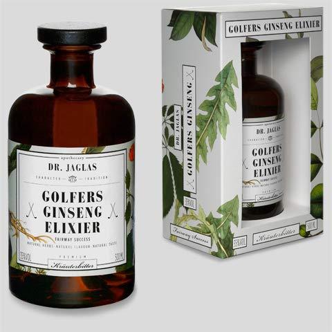 Dr. Jaglas Golfers Ginseng-Elixier 0,5L (35% Vol.)