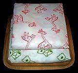 3 Kids Towels (120 cm x 70 cm) ( upto 15...