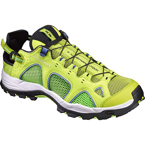 Salomon Techamphibian 3 - lime punch/green flash/surf the web