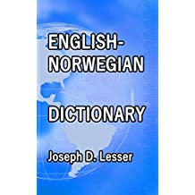 English / Norwegian Dictionary (English Edition)