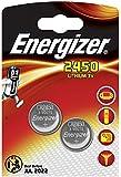 Energizer Batterie au lithium (CR 2450, 2er Blister)