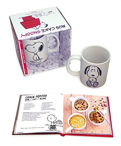 Mug cake Snoopy par Collectif