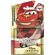 Disney Infinity - Figura Disney Originals Rayo Mcqueen Cristal