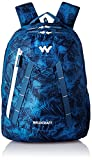 Wildcraft Polyester 42 Ltrs Blue School Backpack (WC 3 Foliage 2)