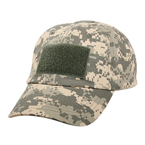 RXYYOS Tactical Operator Cap Baseball Cap Militär Mütze Kappe mit Klett 5 Farben
