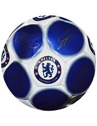Hy-Pro Liverpool FC Ballon de foot avec signatures des joueurs Taille 5 Chelsea FC